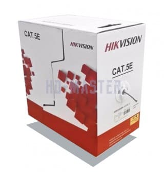 DS-1LN5E-S кабель витая пара 24AWG Hikvision