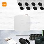 Комплект видеонаблюдения на 8 камер Dahua KIT32